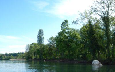 Le lac Léman et le Conservatoire du Littoral